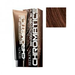 Redken Chromatics Beyond Cover - Краска для волос без аммиака Хроматикс 5.54/5Bc коричневый/медный, 60 мл