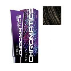 Redken Chromatics - Краска для волос без аммиака Хроматикс 4/4N натуральный, 60 мл