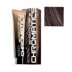 Redken Chromatics Beyond Cover - Краска для волос без аммиака Хроматикс 5.23/5Ig золотой/мерцающий, 60 мл