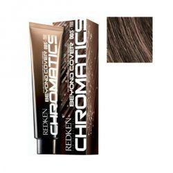 Redken Chromatics Beyond Cover - Краска для волос без аммиака Хроматикс 5.31/5Gb золотой/бежевый, 60 мл