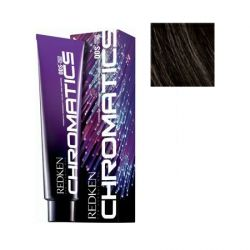 Redken Chromatics - Краска для волос без аммиака Хроматикс 3.03/3NW натуральный/теплый, 60 мл