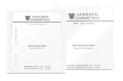 Janssen 841M Revigoration Gel Mask - Ревитализирующая альгинатная гель-маска, 50 г