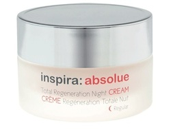 Inspira 5300P Absolue Total Regeneration Night Cream Regular - Легкий ночной регенирирующий лифтинг-крем, 100 мл