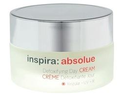 Inspira 5200P Absolue Detoxifying Day Cream Regular - Легкий детоксицирующий дневной крем, 100 мл