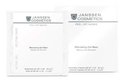 Janssen 841P Stimulating Gel Mask - Стимулирующая гель-маска, 5 х 38 г