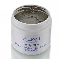 Eldan Body SPA Sea mud - СПА-маска с морской грязью, 500 мл