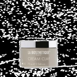 La Biosthetique Cream Clay - Стайлинг-крем для тонких волос со средней степенью фиксации, 75 мл