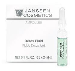 Janssen 1929P Detox Fluid - Детокс-сыворотка в ампулах, 25 x 2 мл