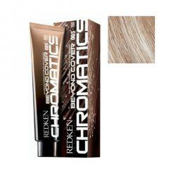 Redken Chromatics Beyond Cover - Краска для волос без аммиака Хроматикс 10.13/10Ag пепельный/золотистый, 60 мл