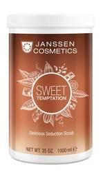 Janssen P-8676P Delicious Seduction Scrub - Изысканный релаксирующий скраб с экстрактом какао, 1000 мл