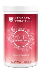 Janssen P-8678P Younger You Body Scrub - Скраб с маслом семян клюквы, 1000 мл