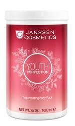 Janssen P-8687P Rejuvenating Body Pack - Омолаживающее обёртывание с маслом семян клюквы, 1000 мл