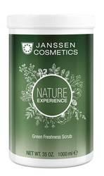 Janssen P-8689P Green Freshness Scrub - Обновляющий скраб с экстрактом торфа, 1000 мл