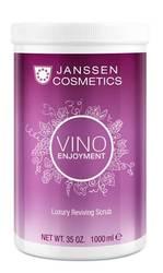 Janssen P-8674P Luxury Reviving Scrub - Роскошный ревитализирующий скраб с экстрактом листьев винограда, 1000 мл