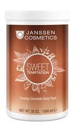 Janssen P-8686P Creamy Chocolate Body Pac - Шоколадное обёртывание, 1000 мл