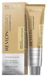Revlon Revlonissimo Colorsmetique Intense Blonde - Крем-краска осветляющая 1222MN Интсивный Перламутровый Блондин 60мл