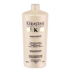 Kerastase Densifique Bain Densite Shampoo - Шампунь уплотняющий, 1000 мл