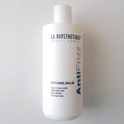 La Biosthetique Styling Balm Anti Frizz - Лосьон для укладки непослушных и вьющихся волос, 1000 мл