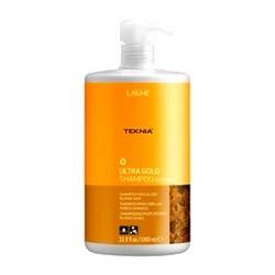 Lakme Ultra Gold Shampoo - Шампунь для поддержания оттенка окрашенных волос Золотистый, 1000 мл