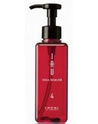 Lebel Infinium Aurum Salon Care IAU Cell Care 4 - Гель фиксирующий для волос, 500 мл