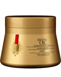 L'Oreal Professionnel Mythic Oil Mask - Маска для плотных волос, 200 мл