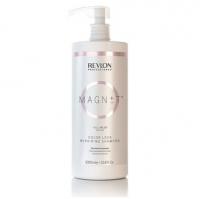Revlon Professional Magnet Color Lock Repairing Shampoo - Пост-технический шампунь, 1000 мл