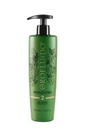 Orofluido Amazonia Rinse Oil - Очищающий шампунь на основе масла Шаг 2, 500 мл