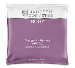 """Janssen 7690P Cryogenic Alginate """"Arctic"""" - Охлаждающая альгинатная моделирующая лифтинг-маска """"АРКТИК"""" с водорослями, 150 г"""