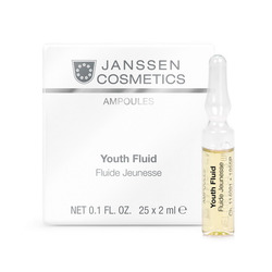 Janssen 1955P Ampoules Youth Fluid - Ревитализирующая сыворотка в ампулах, 25 x 2 мл