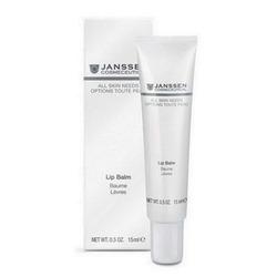 Janssen 2500 Lip Balm - Бальзам для губ, 15 мл