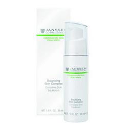 Janssen 6630 Combination Skin Balancing Skin Complex - Регулирующий концентрат, 30 мл