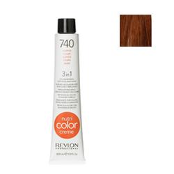 Revlon Professional NСС - Краска для волос 740 Медный 100 мл
