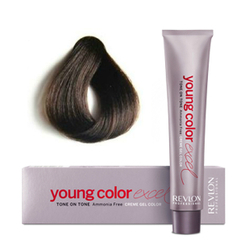 Revlon Professional YCE - Краска для волос 5 Светло-коричневый 70 мл