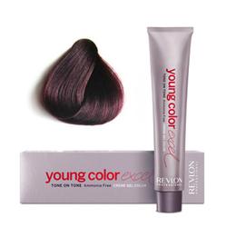 Revlon Professional YCE - Краска для волос 5-20 Насыщенный бургундский 70 мл