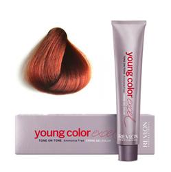 Revlon Professional YCE - Краска для волос 7-45 Медный махагон 70 мл