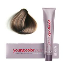Revlon Professional YCE - Краска для волос 8-01 Светлый ирис 70 мл