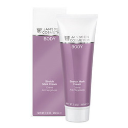 Janssen 7230 Body Anti-Stretch Cream - Крем против растяжек, 200 мл