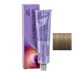 Wella Professionals Illumina Color - Стойкая крем-краска 7/81 Блонд жемчужно - пепельный 60 мл
