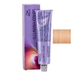 Wella Professionals Illumina Color - Стойкая крем-краска 9/43 Очень светлый блонд красно-золотистый 60 мл