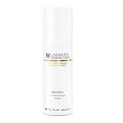 Janssen 1101P Mature Skin Micellar Skin Tonic - Мицеллярный тоник с гиалуроновой кислотой, 500 мл