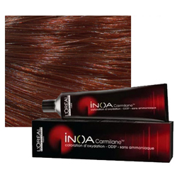 L'Oreal Professionnel Inoa - Краска для волос Иноа Кармилан 6.64 60 мл