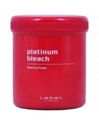 Lebel Platinum Bleach - Порошок осветвляющий, 350 гр