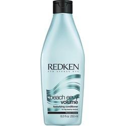 Redken Beach Envy Volume Conditioner - Кондиционер для объёма и текстуры по длине, 250 мл