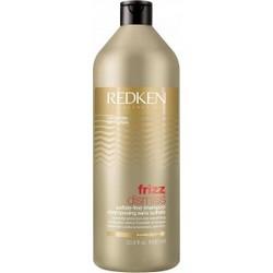 Redken Frizz Dismiss Sulfate-free - Шампунь для придания гладкости, 1000 мл