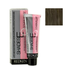 Redken Shades Eq Cream - Ухаживающая краска-крем без аммиака Шейдс икью крим 06NA, 60 мл