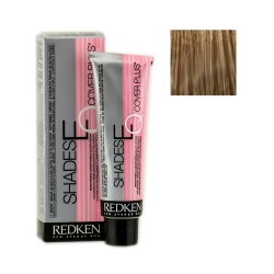 Redken Shades Eq Cream - Ухаживающая краска-крем без аммиака Шейдс икью крим 08GI, 60 мл