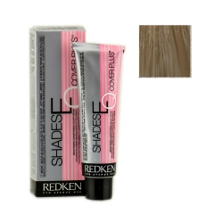 Redken Shades Eq Cream - Ухаживающая краска-крем без аммиака Шейдс икью крим 09WB, 60 мл