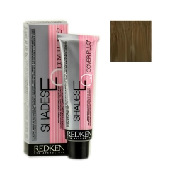 Redken Shades Eq Cream - Ухаживающая краска-крем без аммиака Шейдс икью крим 09WN, 60 мл