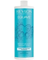 Revlon Professional Equave Instant Beauty Hydro Detangling Shampoo - Шампунь, облегчающий расчесывание волос, 1000 мл