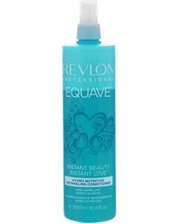 Revlon Professional Equave Instant Beauty Hydro Detangling Conditioner - Несмываемый увлажняющий и питающий кондиционер, 500 мл